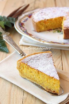 La Cuoca Dentro: Torta di riso antica (con crostata)...Compagni di blogger per l'Emilia
