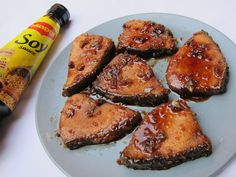 Pan Grilled Teriyaki Fish Fillets Teriyaki Fish, Chicken Wings, Grilling, Pork, Magic, Sea, Dishes, Cooking, Kale Stir Fry