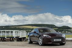 Aston Martin Rapide S. The world's most beautiful 4-door sports car. Discover more at http://www.astonmartin.com/cars/rapide-s #AstonMartin #Cars