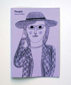 """ People "" by Marcus Oakley."