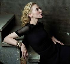 Cate Blanchett: Steal Her Style