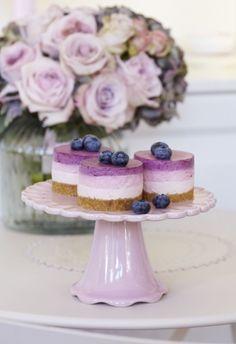 Peggy Porschen / Triple Berry Cheesecake
