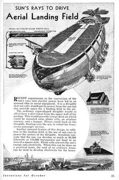 Modern Mechanix magazine. October, 1934.