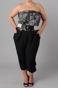 Plus size my-style...   Yeah !!!