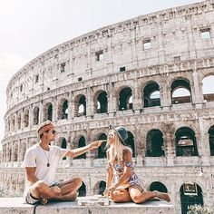 When in Rome..  Tag someone you ❤️ Photo by: @Doyoutravel @gypsea_lust  #TravelingOurPlanet to be featured!