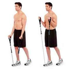 FitnessPulse.gr Γυμναστική: Γυμναστείτε με λάστιχα εύκολα και αποτελεσματικά… Gym Men