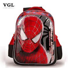 Find More School Bags Information about 2016 Spiderman School Bag Orthopedic Backpack kids Bags children's…