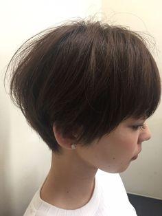 ショート ガーリー|Sunny Place Risa 326159【HAIR】 Girl Short Hair, Short Girls, Short Hair Cuts, Short Hair Styles, Pixie Cut, Cut And Color, Bob Hairstyles, Hair Beauty, Bobs