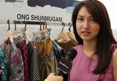 Priscilla Shunmugam - Ong Shunmugam, a contemporary womenswear label. Festival Fashion, Audi, Women Wear, Label, Vogue, Contemporary, Day, Color, Colour