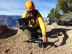 PHOENIX/April 22, 2017 (AP)(STL.News) — The desperate effort this week to find two hikers who disappeared at the bottom of the Grand Canyon represented the National Park Service's most extensive use yet of drones in a search-and-rescue mission.    ...