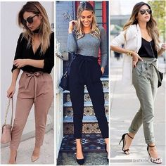 Today we will talk about the best summer work outfit ideas for 2019 year. If you want to find some great work outfit pictures and ideas. Mode Outfits, Chic Outfits, Spring Outfits, Fashion Outfits, Look Office, Business Casual Outfits, Dressy Casual Outfits, Look Chic, Work Attire