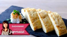 Recette Dashimaki Tamago | Les Recettes d'une Japonaise | Omelette Izakaya Omelette, Waffles, The Creator, Cheese, Breakfast, Food, Asian Cuisine, Fish, Cooking Recipes