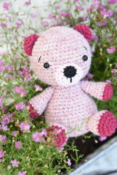 amigurumi free teddy bear pattern (8)