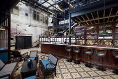 Dishoom (Kings Cross, London) / London Restaurant / Macaulay Sinclair