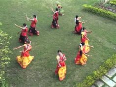 "Beautiful Indians dancing to praise song ""Hosana Hosana.flv"""