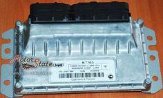 Блок управления двигателем ЭБУ Микас 10.3 110206-1411010 ZAZ, Daewoo Таврия, Сенс