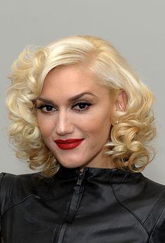Gwen Stefani Great Gatsby wedding hairstyle inspiration