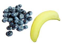 Blueberry-Banana Smoothie Recipe