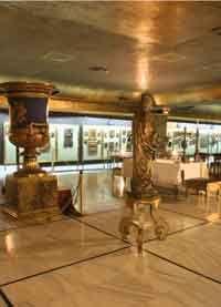 Museo de Iconos de La Casa Grand en la población madrileña de Torrejón de Ardoz. Posaiblemente la mayor y mejor colección de iconos de fuera de Rusia.