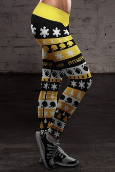 TWISTED ENVY I Love Minnesota Baseball Baby Printed Leggings Trousers