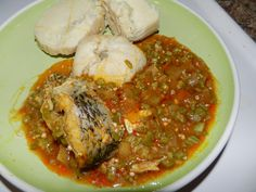Sweet Mama Africa: Portion Control and African Food Calories