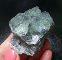 Glassy-transparent-Green-Fluorite-w-Purple-Phantom-Chenzhou-China-15-355