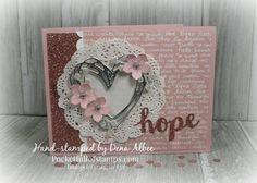 Ultimate Pink Blog HopBreast Cancer Awareness Blog Hop - SU