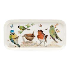 Garden Birds Snack Bakke 31 x 15 cm. #SPB #Smagpåbordet