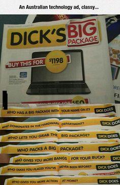 Hilarious Australian Ad