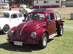 1972 Custom Volkswagen Ute - Awesome