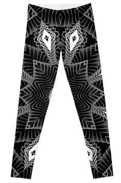 Leggings by dahleea Artwork Prints, Knitted Fabric, 2d, Leggings, Knitting, Pants, Stuff To Buy, Fashion, Trouser Pants