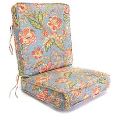 amazon com jordan manufacturing outdoor reversible chair cushion rh pinterest com
