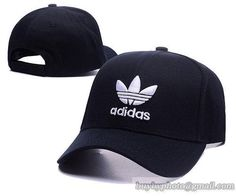 Adidas Baseball Caps Black Curved Brim Caps|only US$8.90 - follow me to pick up couopons.