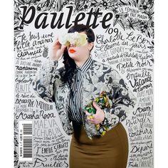 Paulette Magazine numéro 9