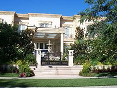 Rosemary Clooney's home