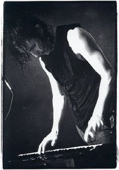 Nine inch nails...love Trent from the mid 90's