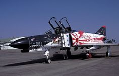 f kai phantoms. Military Jets, Military Aircraft, Fighter Aircraft, Fighter Jets, Shark Mouth, F4 Phantom, Aircraft Painting, Airplane Art, Jet Plane