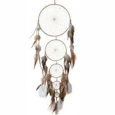 Generationen-Traumfänger 5 Generationen natur:DIE TRAUMFALLE - Traumfänger Original indianische Handarbeit aus Kanada. Die Geschichte über die Traumfalle ist eine der schönsten Geschichten der indianischen Mythologie. Die Trau..