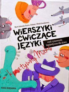 """kreatywnyMaks: """" Wierszyki ćwiczące  języki"""""""