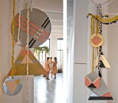 decorations by Bramble Workshop for Bash, Please at The Cream Event NYC