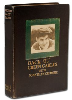 Retro LadyLand: Back to Green Gables-- interview  with Jonathan Crombie.