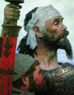 "Don Juan and Sancho Panza - Gely Korzhev-Chuvelyov Don Chisciotte - Enzo Montano "". Kandinsky, Dom Quixote, Ukrainian Art, Don Juan, Marc Chagall, Russian Art, Fantastic Art, Cool Paintings, Figurative Art"
