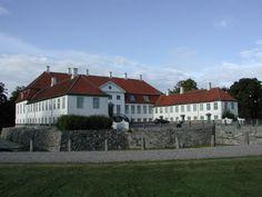 Hverringe Manorhouse, Denmark