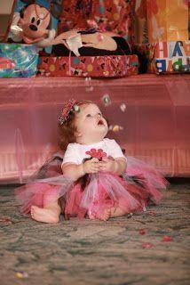 A Stylish Affair by Jessie: Pink Zebra Themed First Birthday Party