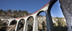 Ride the Bernina Express, Switzerland Chur, Zermatt, Grand Canyon, Bernina Express, Travel And Leisure, Alps, Switzerland, Places Ive Been, The Good Place