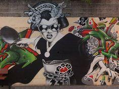 vincci hoteles apuesta por el graffiti  http://lamonomagazine.com/vincci-hoteles-apuesta-por-el-graffiti/