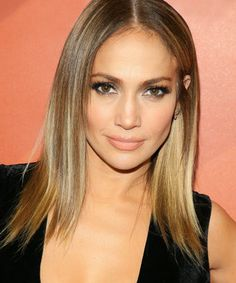 J.Lo Brought Back Her Early 2000s Side-Swept Bangs