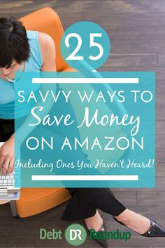 Amazon is my favorite retailer to shop out. Great prices, fast shipping, and awesome customer service. I've learned 25 ways to save each and every time you shop there. No more paying full price!