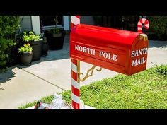 How To - Ken Wingard's DIY Giant Holiday Bells - Hallmark Channel - YouTube