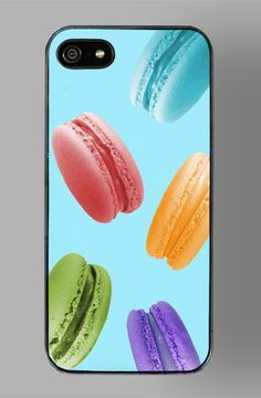 I wish they had this for my Samsung Galaxy S. Macaron iphone 5 case.